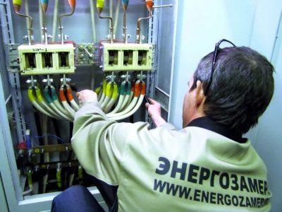 Проведение испытаний электроустановок.
