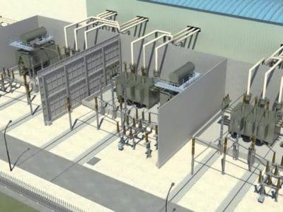 Проектирование трансформаторных подстанций.