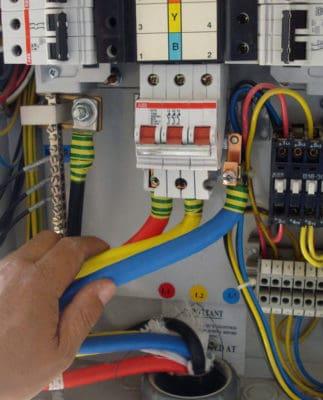 Электрическое проектирование.