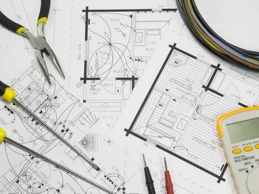 Промышленное проектирование электроснабжения.