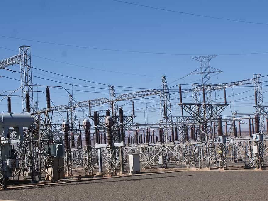 Проектирование электрических сетей.