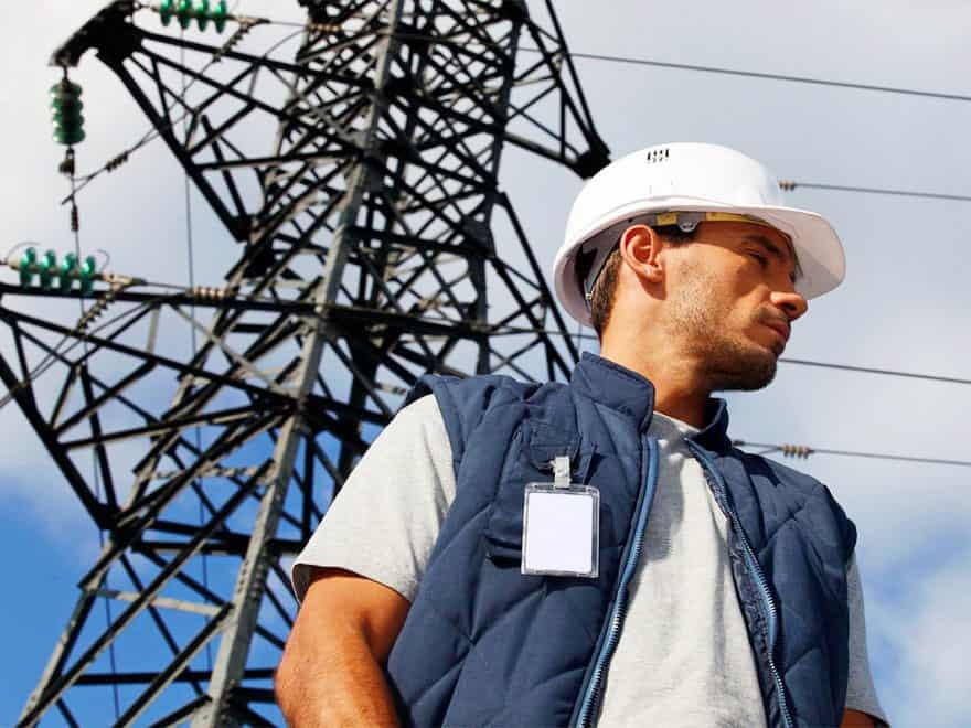 Осуществление технологического присоединения к электрическим сетям.