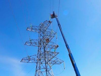 Что нужно для осуществления подключения к электрическим сетям.