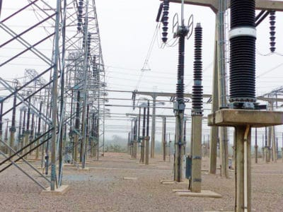 Проектирование сетей электроснабжения.