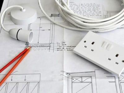 Процесс проектирования устройств электроснабжения.