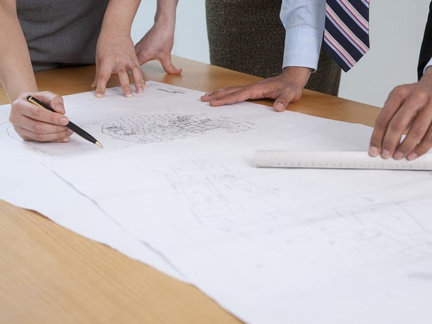 Проектирование и согласование проектов.