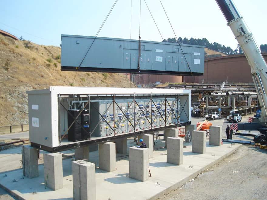 Проектирование и монтаж трансформаторных подстанций.